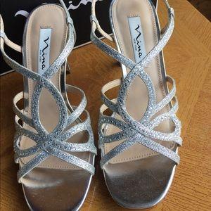 Nina  Amabel NEW fancy shoes size 7